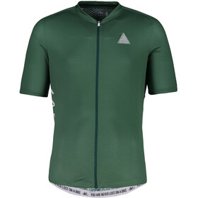 Maloja PlansM. Breeze Bike Jersey Shortsleeve Men green